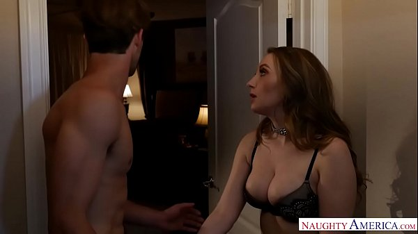 Big natural tits homewrecker Harley Jade gets married dick - Naughty America