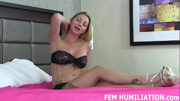 You can try on some of our lingerie Thumb