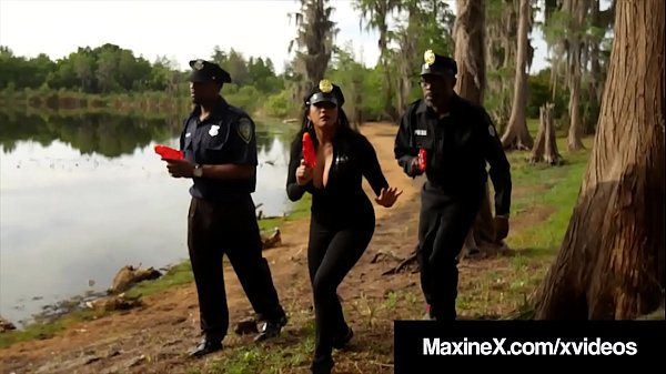 Cambodian Cop Maxine X Fucked By 7 Big Black Zombie Cocks! Thumb