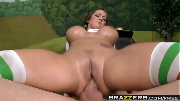 Brazzers - Big Wet Butts -  St. Buttricks Day scene starring Trina Michaels and Mark Ashley Thumb