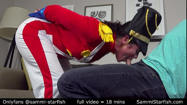 Toy Soldier - Halloween Blowjob