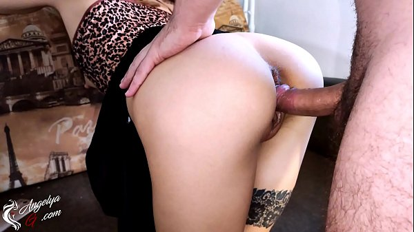 Boyfriend Play Pussy Vibrator and Dogging Fuck after Classes Thumb