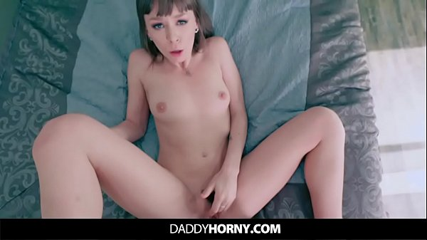 Naughty Teen Gives Stepdad Viagra So He Can Fuck Her All Day