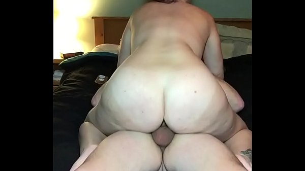 Real amateur wife cowgirl riding husbands cock