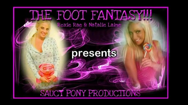 Natalie Crushes Roxies Feet Preview  thumbnail