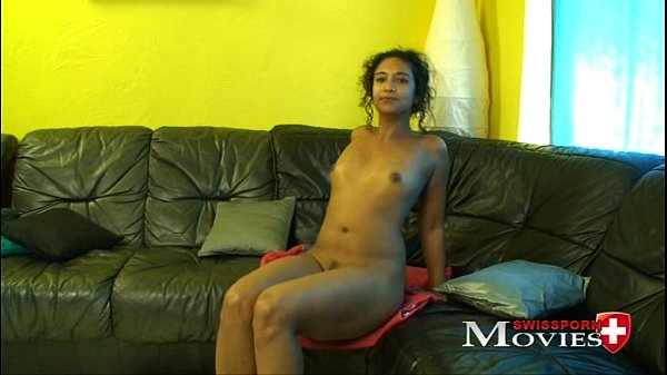 Orgasm pussy games at porn casting with Ayria