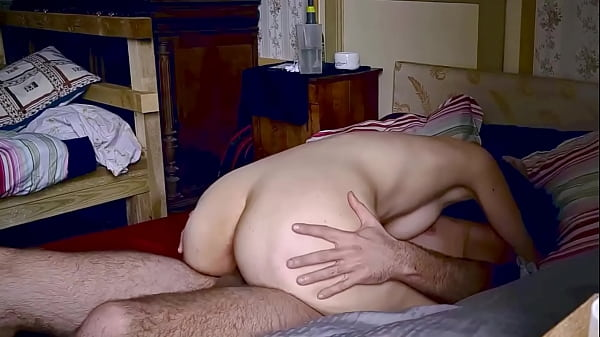 FOOT FETISH MORNING SEX WITH 22 YEARS OLD BRUNETTE, ENDING WITH PUSSY CREAMPIE PART4