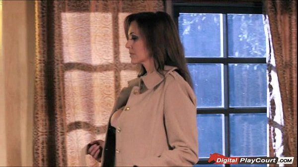 Busty MILF Julia Ann gets pounded and cummed on by the enemy