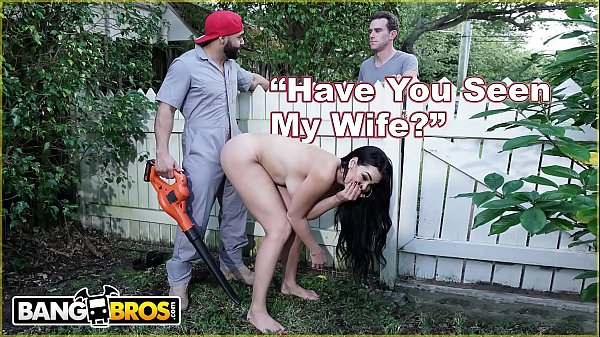 BANGBROS - Big Tits MILF Skyla Novea Cheats On Husband With The Gardener Thumb