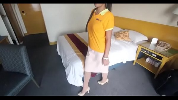 Honeys strips to play with cock