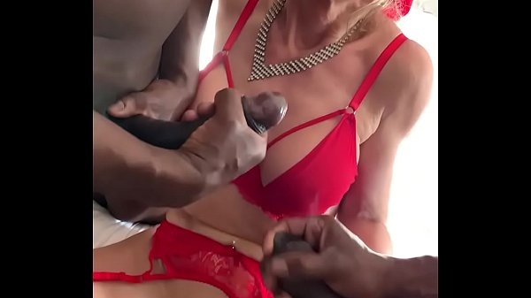MILF Marina Beaulieu gets 2 black dicks - MySexMobile