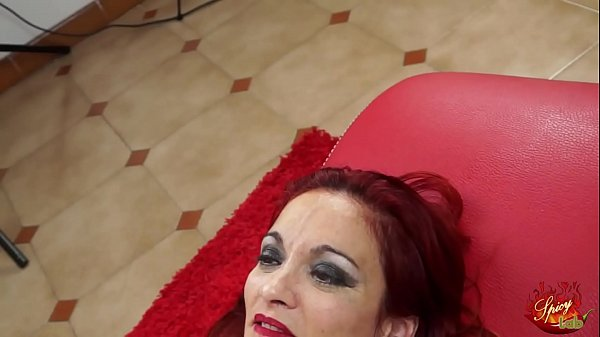 Anal Creampie for this redhead with Mary Rider and Capitano Eric