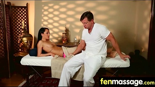 Sexy Masseuse Helps with Happy Ending 13