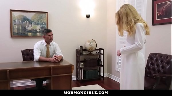 Mormon Girlz- Red Head Exploited At Church Thumb