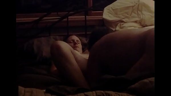 Hot Wife Spreads Her Legs While Having An Orgasm