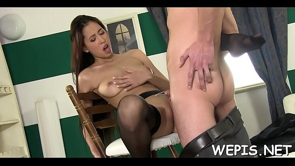 Penis riding from staggering Paula Shy