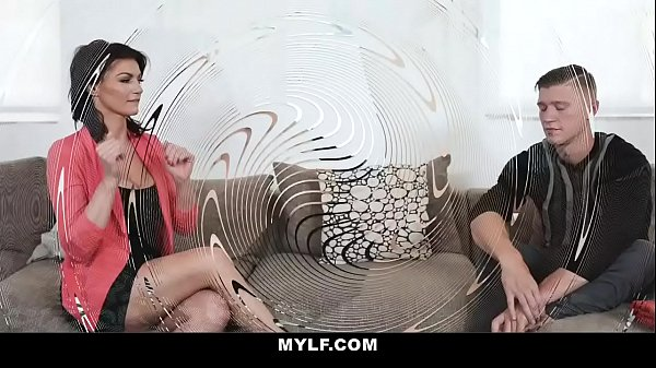 MYLF - Bodacious Milf Tricks Her Patient Into Sex