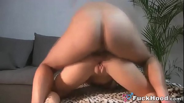 Every Hole Is A Goal For Lucky Dude With Horny Young Milf