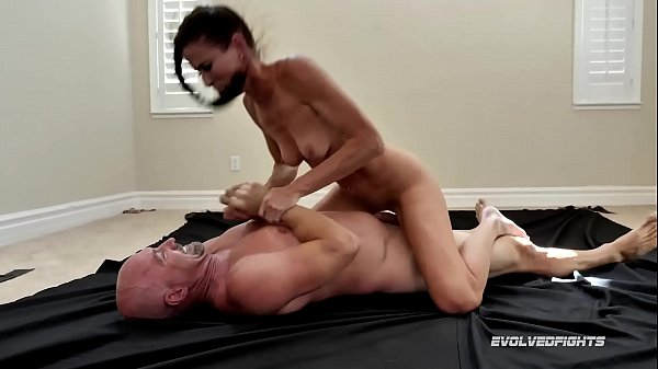 Sofie Marie naked sex fight vs Spike getting a ...