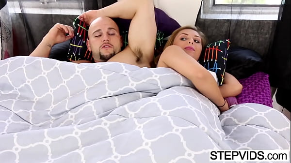 Hot stepsis and stepbro banging