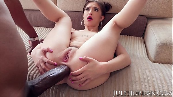 Jules Jordan - Jane Wilde Wants Dread's Big Black Cock Up Her Tight Little Asshole