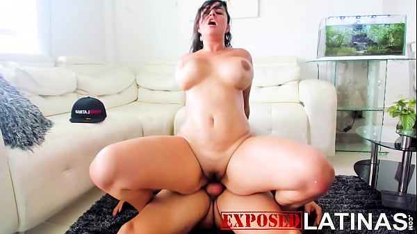 Sexy WWB MMLF first time in porn Catalina Rodriguez porn in spanish