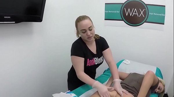 Anal Bleaching With Alexis Monroe Thumb