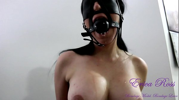 Harness gagged Fucked Preview Erica Ross