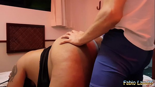 The young BBW giving in the hair in exchange fo...