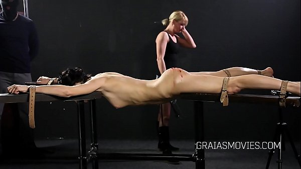 Domina with a whip