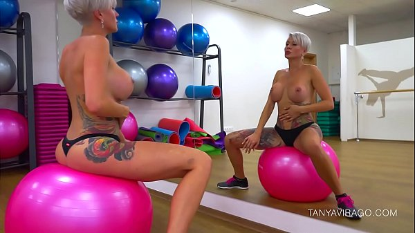 Erotic fitness classes by Tanya Virago (music v...