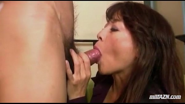 Mature women blow job video