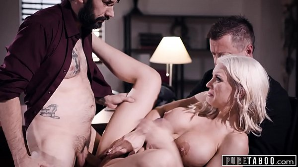 PURE TABOO Fertility Doctor Creampies Desperate Woman In Front Of Husband Thumb