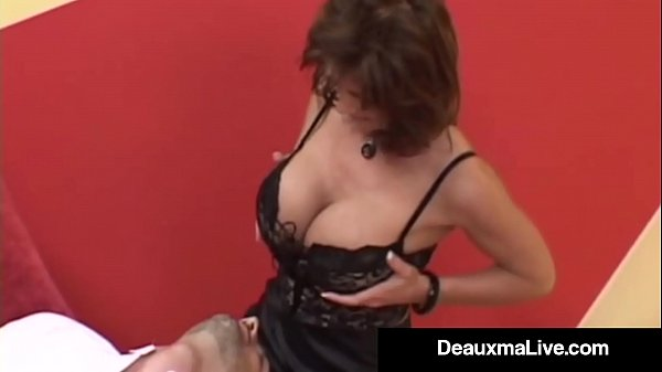 Horny Housewife Deauxma Gets Pounded Anally & Gets Cummed On  thumbnail