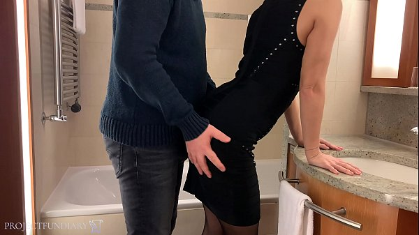 tinder date slut, hotel room fuck in pantyhose and high heels Thumb