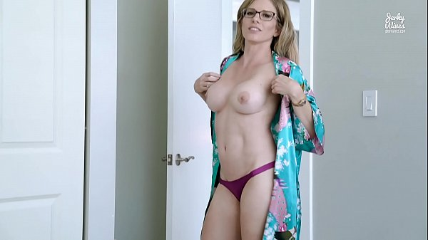 Step Mom Catches Me Jerking off to Porn and Takes over - Cory Chase Thumb