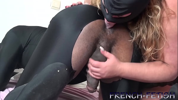 homemade interracial bbc rimjob in the morning