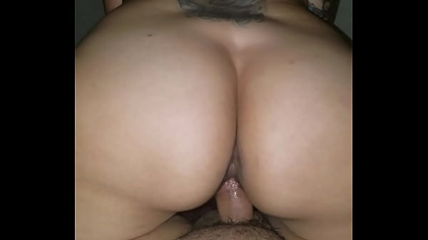 Amateur latina reverse cowgirl