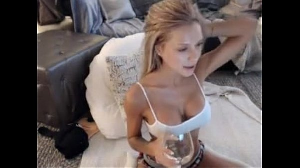 sexy blonde teases on webcam FULL - passioncamgirls.com