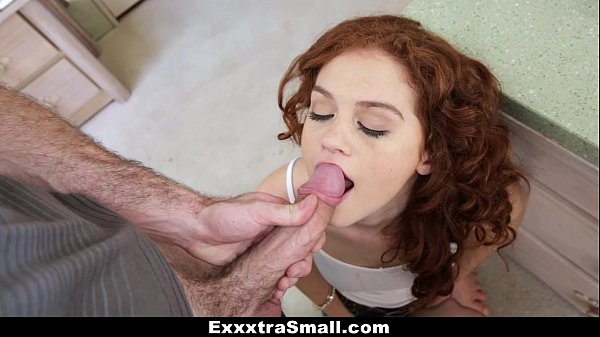 ExxxtraSmall - Petite Redhead (Alice Green's) Pussy Pounding
