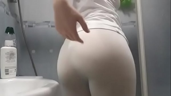 White shirt and tights shower Watch full:http://shark.vn/igUsXR Thumb