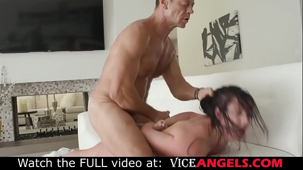 Anal cock whore destroyed by huge cock! (Rocco ...