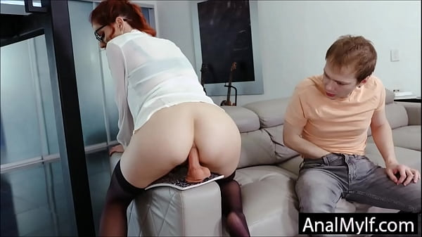 teacher drilled in the butthole by horny pupil