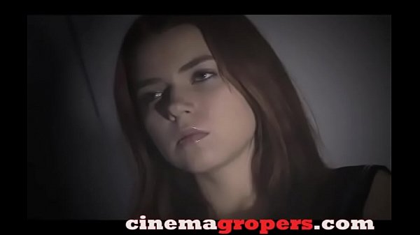 Marina Visconti Groped in the Cinema ! Episode 2