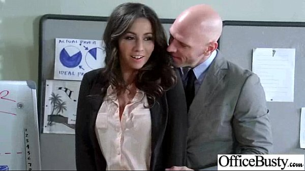 Hard Sex In Office With Big Round Boobs Sluty Girl (stephani moretti) video-30