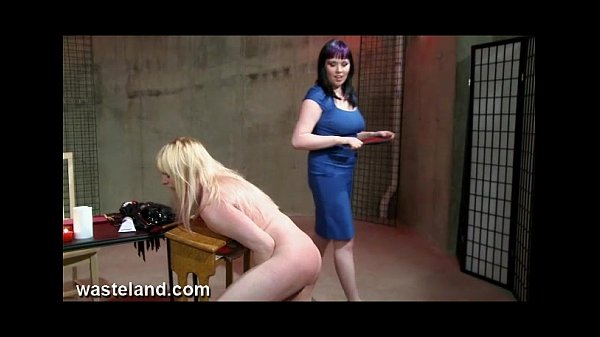 Wasteland Bondage Sex Movie - Mistress Discipline (Pt 1)