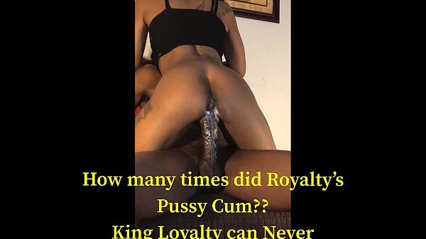 Blac Creamy Pussy 'ROYALTY' LUVZ TO B NASTY WITH LOYALTY! Thumb