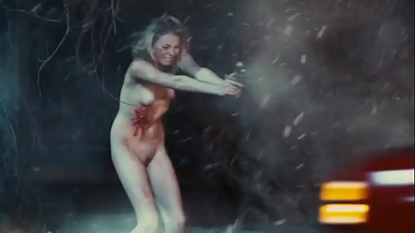 Full frontal nudity - Christa Campbell, Charlotte Ross, Others - Mainstream moive Drive Angry (2011)