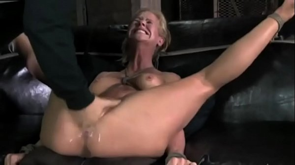 MILF Fucked To Tears Crying in Pain Until to Squirt by AssholePunisher Thumb