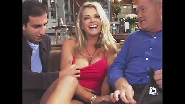 Amazing Vicky Vette Fucks 4 Guys Plus One Old guy! Thumb